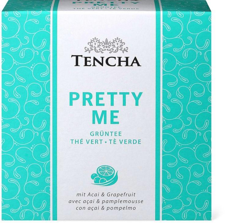 Tencha Pretty Me Grüntee #Tee #Tea #greentea #packaging