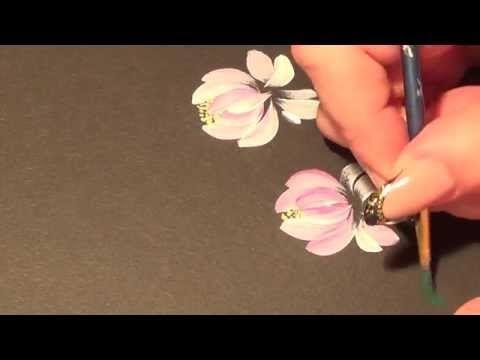 Como emplear la tecnica de pinceladas - Hogar Tv  por Juan Gonzalo Angel - YouTube
