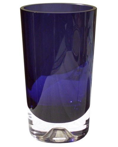 Violet glass vase by Kaj Frank for Nuutajarvi - $600.