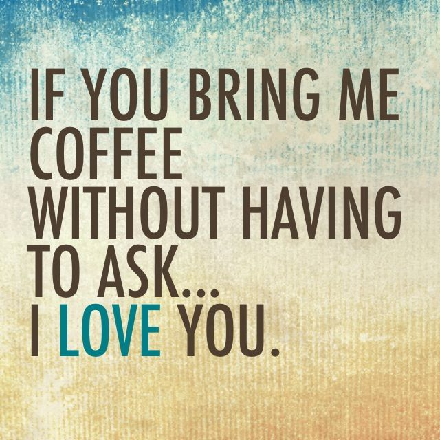 Coffee has always been the way to our heart. #MrCoffee #Quotes