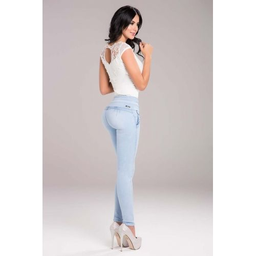 Butt Lift Jeans Puch-Up Jeans
