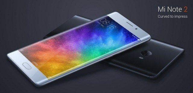 Smartphone Xiaomi Mi Note 2