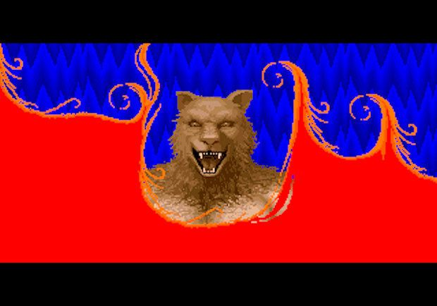 Altered Beast.