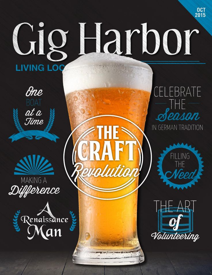 October 2015 Gig Harbor Living Local