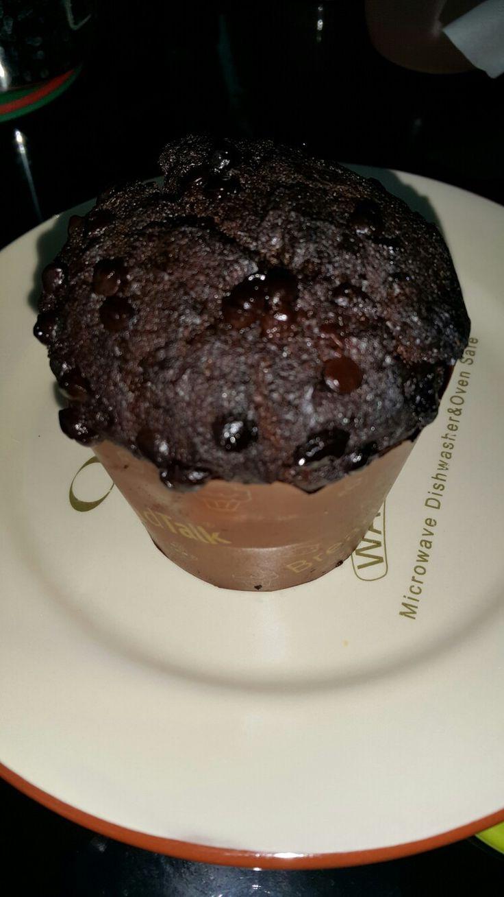 Muffin Cocolate #Breadtalk