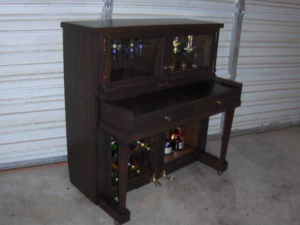 It's a piano bar!