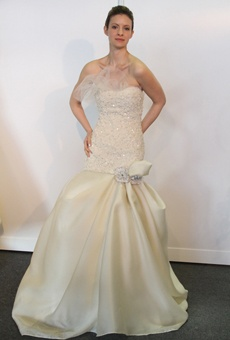 Brides Magazine: Jane Wang - Spring 2013 : Wedding Dresses Gallery