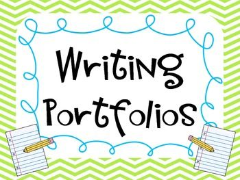 Graduate portfolios