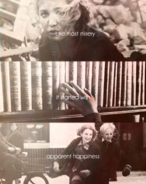 canyousmellchips:  YA Lit Meme (10/10 Series or Books)  The Book Thief