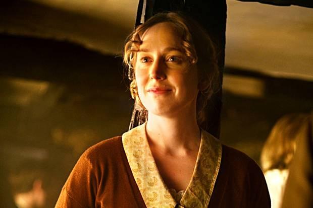 Hattie Morahan as Dame Laura Knight | Summer in February (2013)