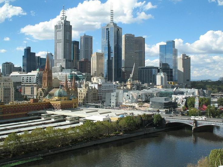 Melbourne #Australia #Travel