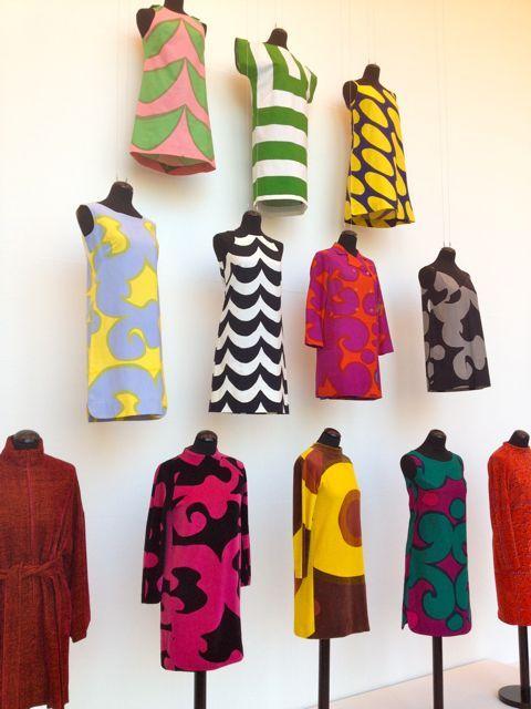 Marimekko exhibition at Kunsthal