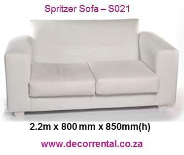 Spritzer Couch