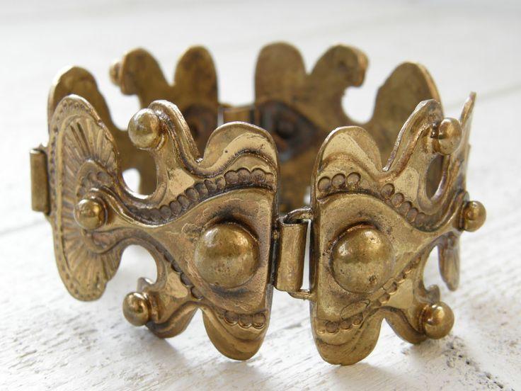 Seppo Tamminen,  bronze bracelet from the 60's