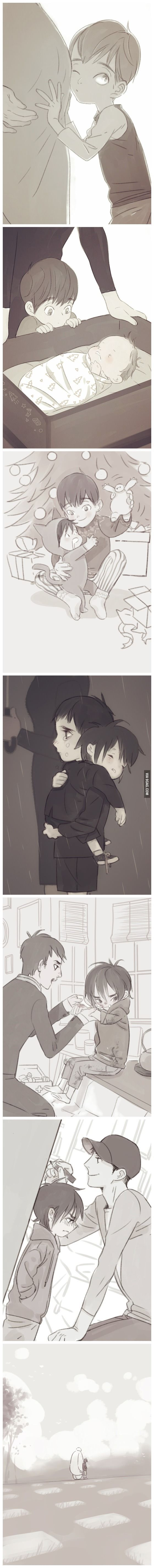 Tadashi and Hiro. Here I was looking at Disneys film Big Hero 6. I admire its simple lines. I could use this as a reference for my ideas