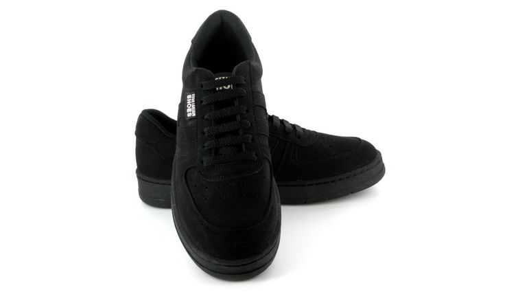 Vegan Sneaker - Vegetarian Shoes Veg Supreme Black | avesu VEGAN SHOES