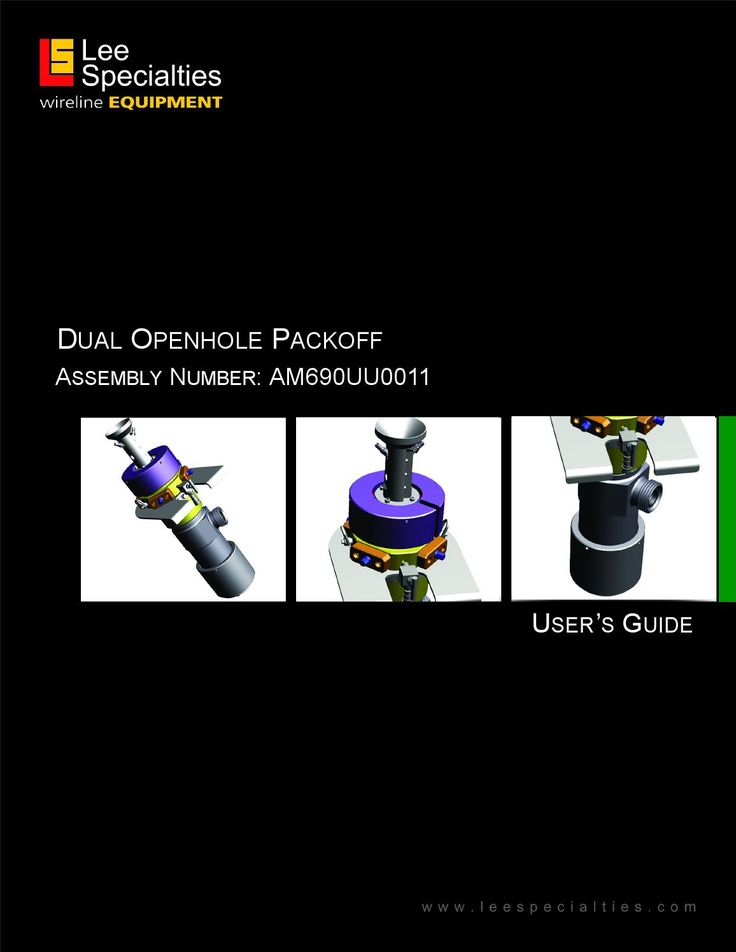 Am690uu0011 dual openhole packoff electronic copy