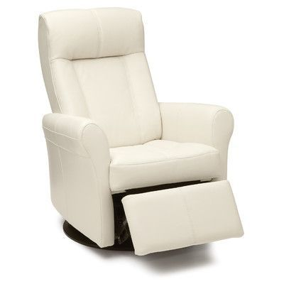 palliser furniture yellowstone swivel glider recliner upholstery all leather protected tulsa ii chalk