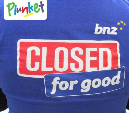 "The Mataura Plunket team had a fabulous day this BNZ Closed for Good. The ""Blue…"