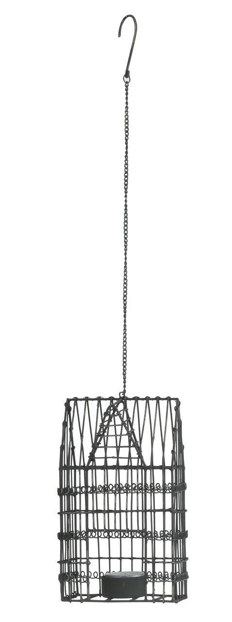 hanging tealight house lantern. www.perchandpantry.com.au $25