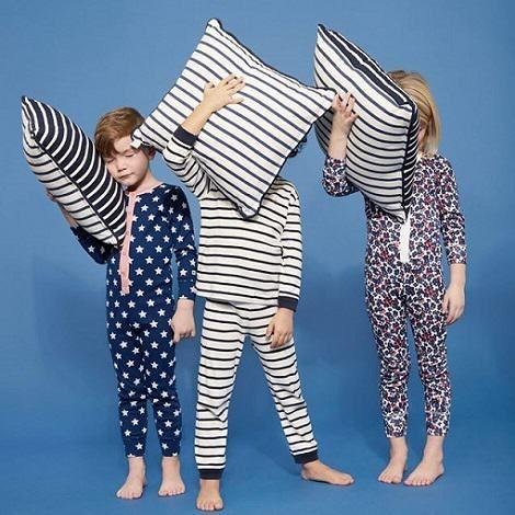 Pyjama enfant - Petit Bateau collection automne hiver 2016-2017