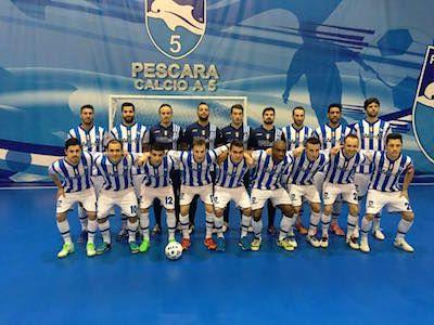 Calcio a 5 Pescara-Rieti: torna il campionato con la sfida al vertice