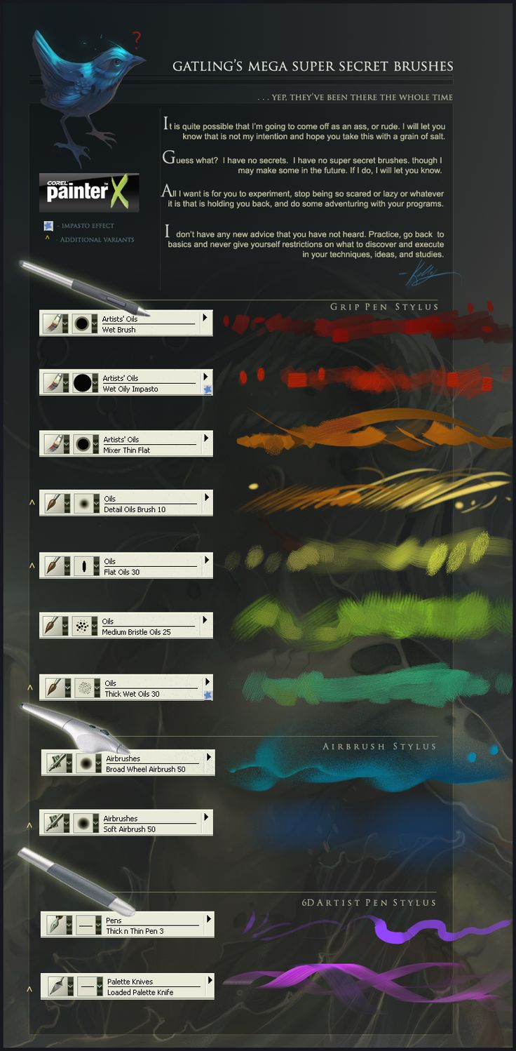 30 best gfx resources images on pinterest infographic graph brushes by gatlingiantart on deviantart fandeluxe Images