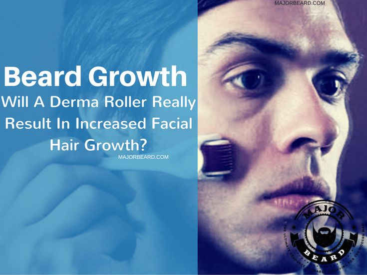 Beard Growth: Will A Derma Roller Really Result In Increased Facial Hair Growth? https://www.majorbeard.com/beards/beard-care/beard-growth-will-a-derma-roller-really-result-in-increased-facial-hair-growth/
