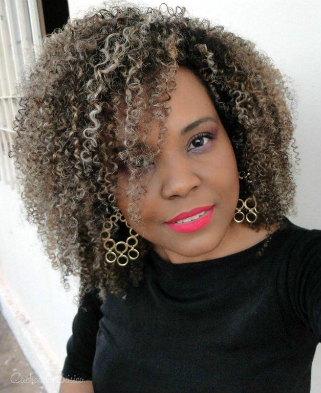 Koloss Make Up: Sombra, Blush e Batom Líquido Matte - Cacheado Básico