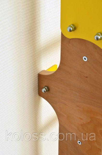 """Деревянная детская шведская стенка """"Аист"""" от TM Koloss-sport, фото 3"""