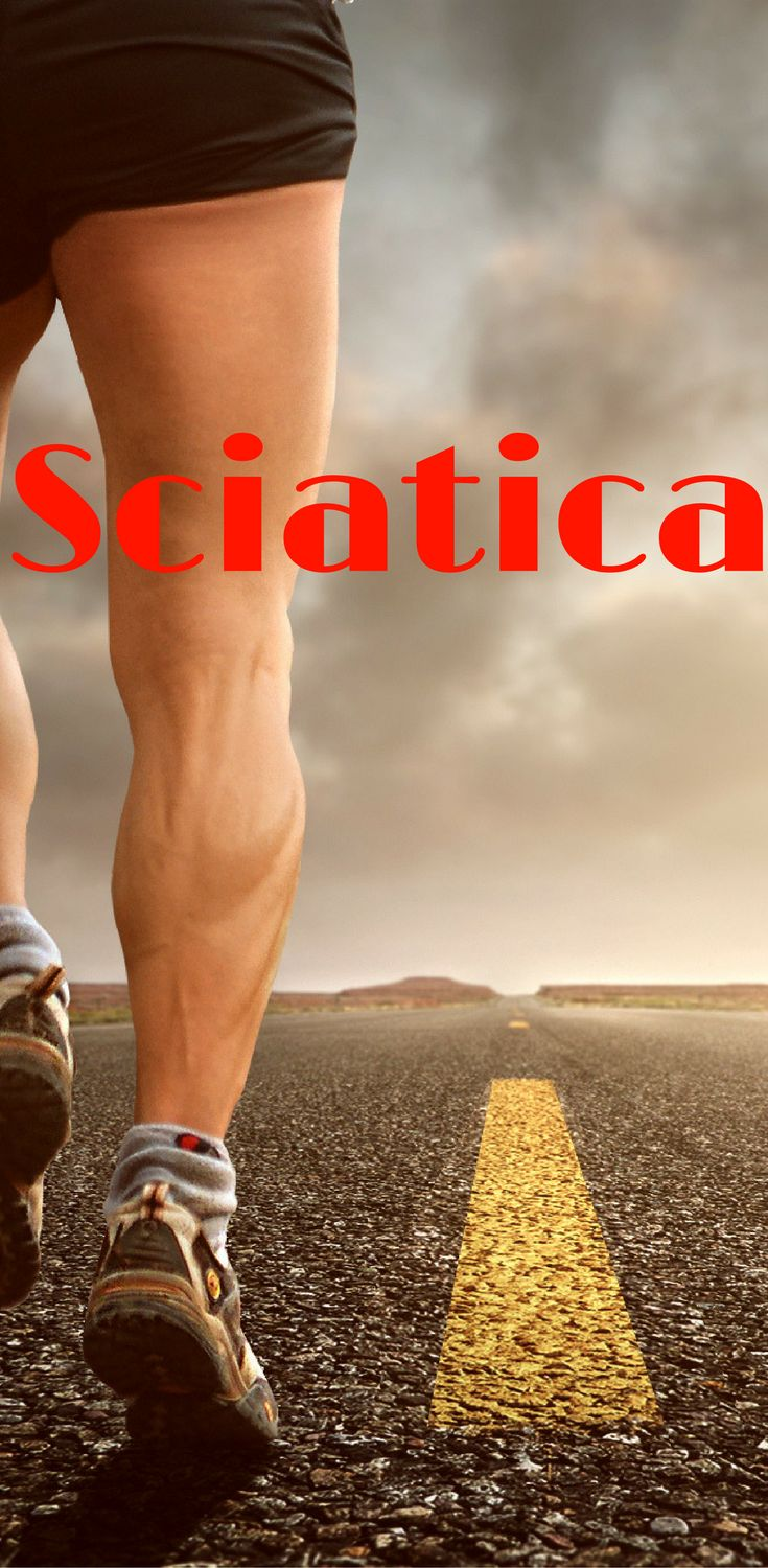Sciatica is a literal pain in the bum., find out what causes it and how to stop it