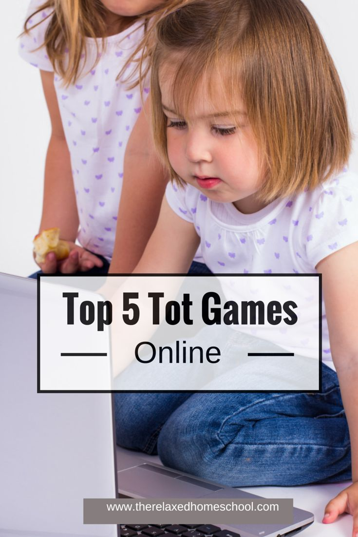 Top 5 Toddler Games Online! Check them all out here!