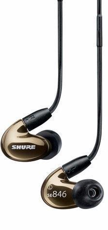 Shure SE846 Sound Isolating Earphones   Bronze