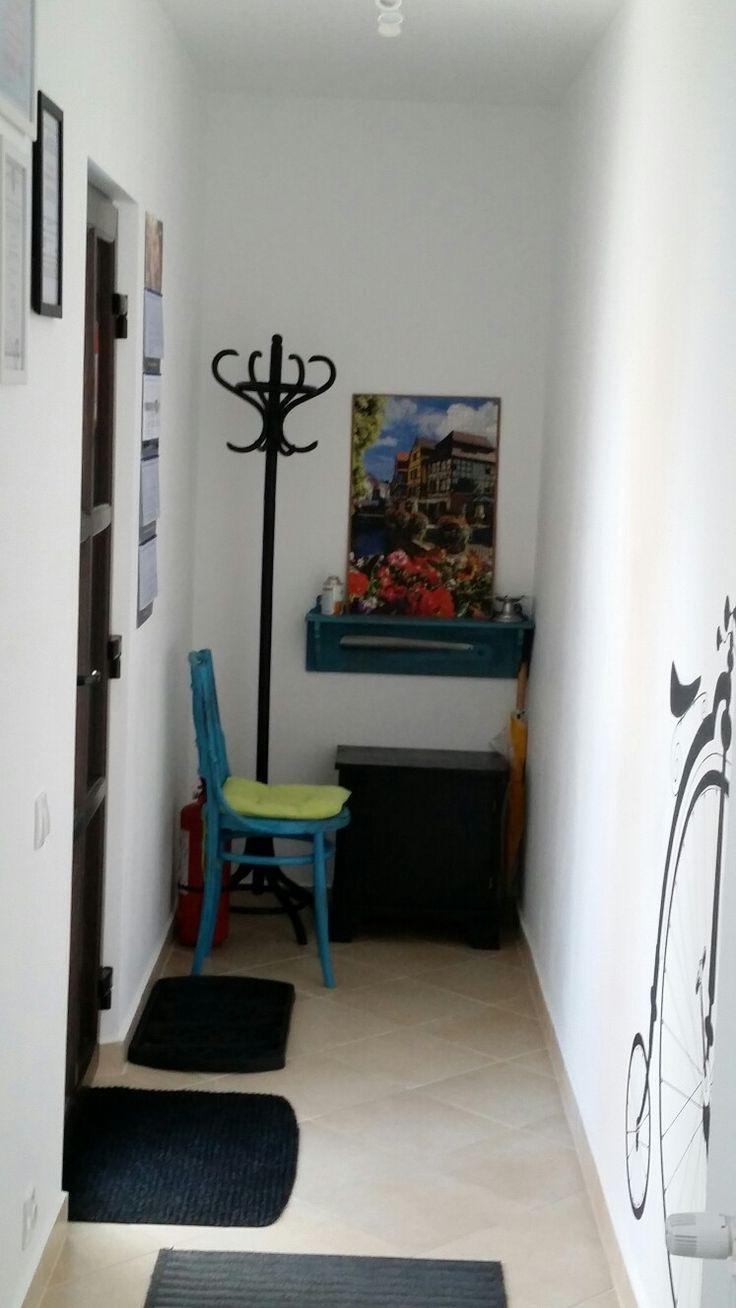 Hallway at Casa de Gallois