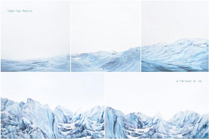 Caleb Cain Marcus – 'A Portrait of Ice'