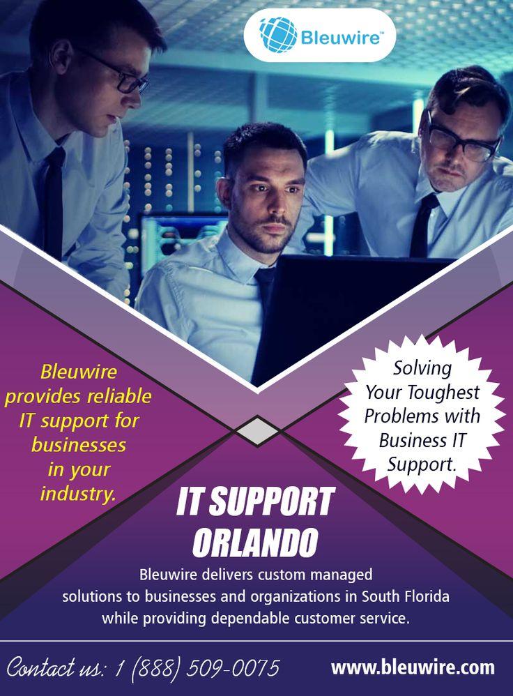IT Support Orlando Business continuity planning, Orlando