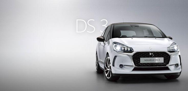 DS 3 Partilhado de: www.dsautomobiles.pt