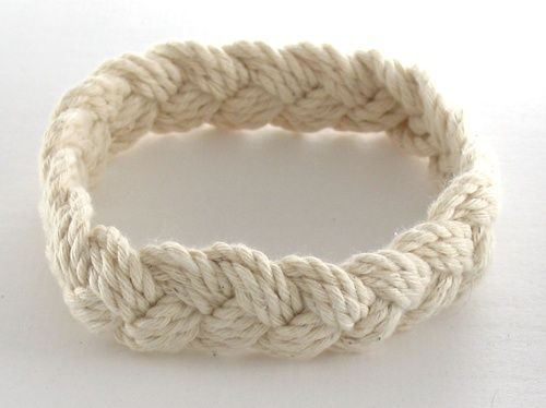 Nantucket Rope Bracelet Aka Sailor Knot Fishermans You Could Tell How Good A Summer I Had By Dirty And Nasty