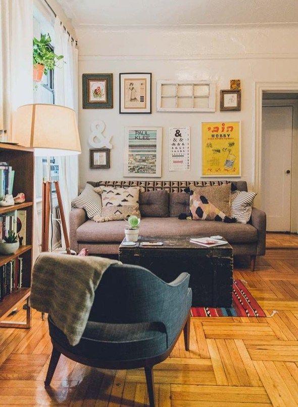 Genial Inexpensive Apartment Living Room Decor Ideas 16