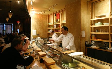 Some of the best sushi in the city | A Look Inside Nobu Tribeca NYC