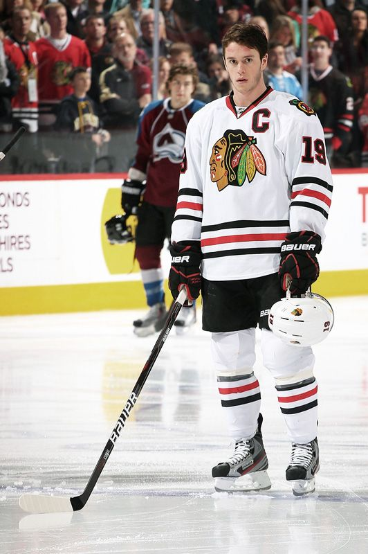 Jonathan Toews: Bringing serious back since 1988.