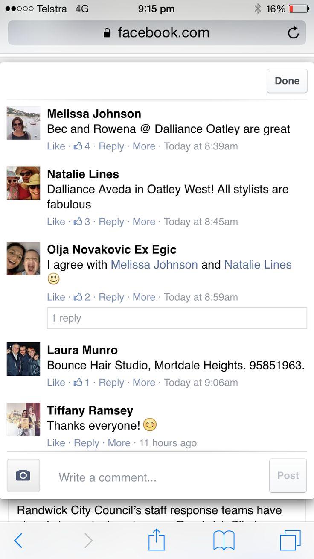 Facebook fans 💕