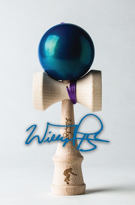 MACkite - Sweets William Penniman Pro Model Kendama, $39.99 (http://shop.mackite.com/sweets-william-penniman-pro-model-kendama/)