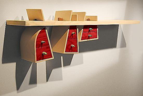 the 25 best ideas about hidden shelf brackets on. Black Bedroom Furniture Sets. Home Design Ideas