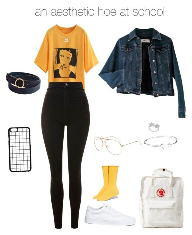 Aesthetic School Outfit