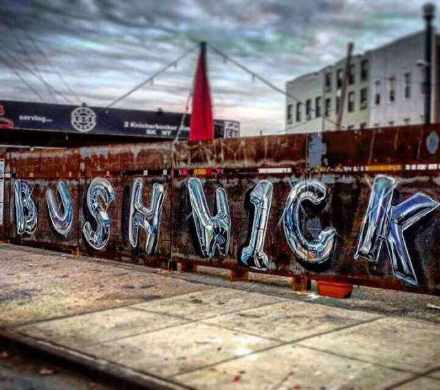 Bushwick Brooklyn has undergone an incredible transformation in the past decade. Here's five reasons to visit this increasingly trendy part of Brooklyn in 2016.