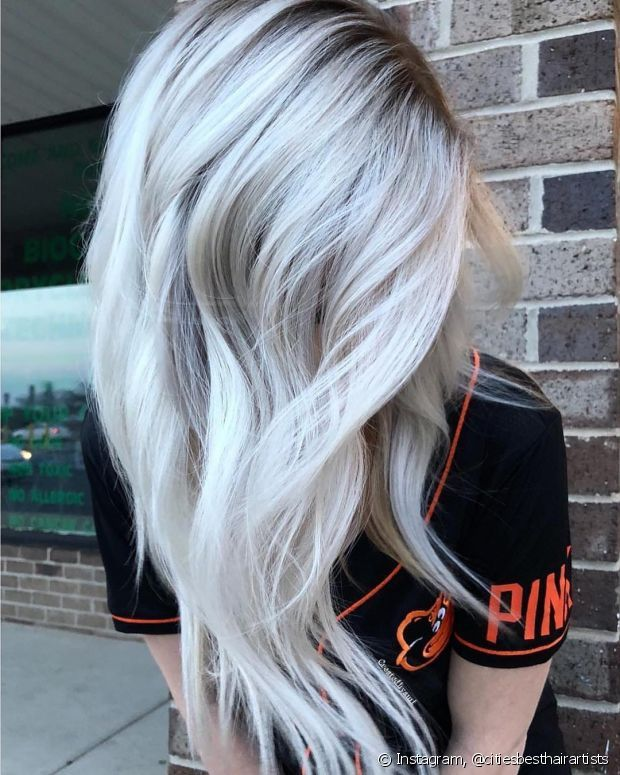 Resultado De Imagen Para Cabello Rubio Perlado Hair Color Hair Style