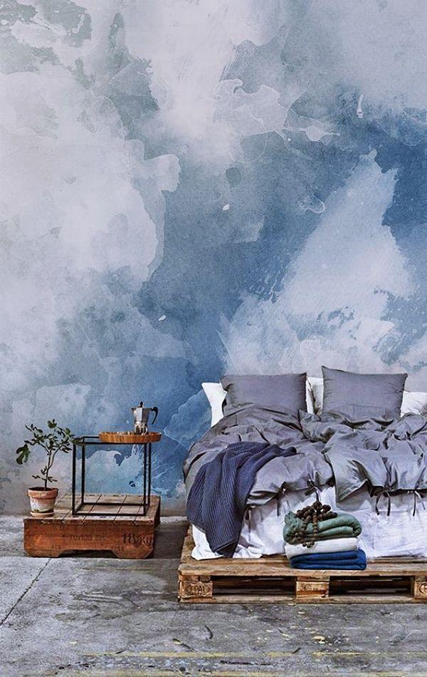 30 Creative Ways To Paint Your Bedroom Living Room Walls