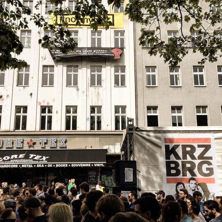 krzbrg  #Kreuzberg #myfest #berlin