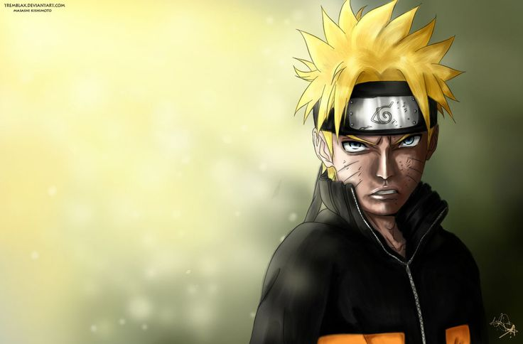 Speed painting || Image Source: http://img09.deviantart.net/1995/i/2014/176/2/0/naruto___speed_painting___by_devnada-d7nw9c7.jpg